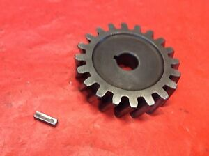 Ford Tractor Vickers Hydraulic Pump Drive Gear Naa Jubilee 600 800