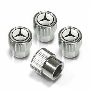 Mercedes Benz Tire Valve Stem Caps Factory Oem Accessory Makes A Great Gift