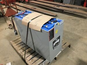 2017 36 Volt Enersys 18 125 13 Forklift Battery Excellent Condition