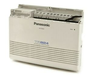 Panasonic Advanced Hybrid System Kx ta824 Refurbished