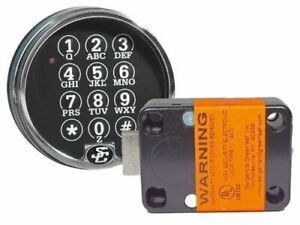 Sargent And Greenleaf S g 6120 305 Digital Keypad Safe Lock Replacement Chrome