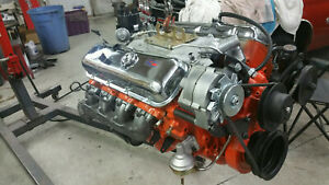 1970 Chevelle Ls6 Engine Refurbished Ready To Install Rare Solid Lifter 454