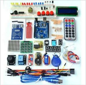 1set Rfid Module Starter Kit For Arduino Uno R3 Upgraded Version Learning Suite