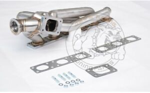 3mm Ss321 T3 Equal Length Top Mount Header For E36 M50 M52 S50 S52 1992 1998