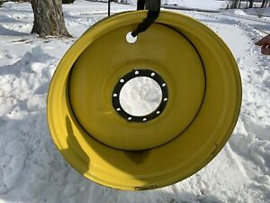 John Deere Sprayer Rims 2 Rims
