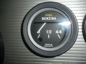 Ferrari 246 Dino 308 Gt4 Fuel Gauge Veglia Free World Shipping 119 99