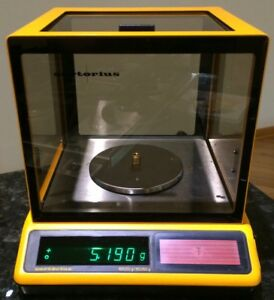 Sartorius Analytical Balance 1419 Mp8 1 Lab Scale