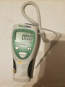 Welch Allyn Suretemp Plus 690 Thermometer Rectal Probe Sure Temp