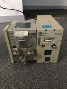 Millipore Waters 510 Solvent Delivery System Pump Model 510 Untested