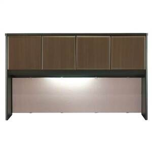 Four Cabinet Office Hutch For 60 In Desk Series A id 15234