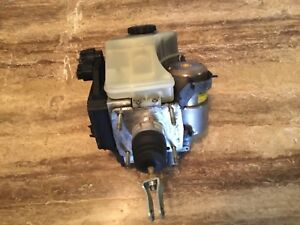 2003 Lexus Gs300 Abs Pump Anti Lock Brake Parts Actuator And Pump Assembly