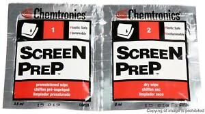 Chemtronics csp20 staticcontrolcleaner wipes