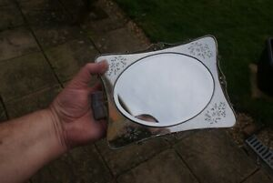 Vintage Hand Dressing Table Mirror
