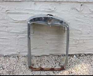 Antique Chevrolet Rat Rod Radiator Grille Surround Grill Car Show Hot Show Truck