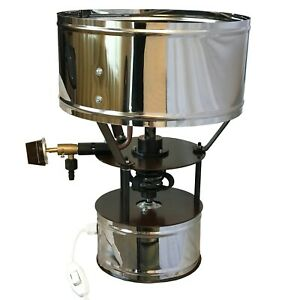 Professional Gas Cotton Candy Machine Commercial Candy Floss Maker Exhibition