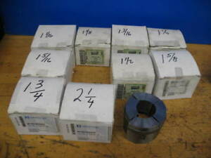 10 Hardinge S 26 Collet Pad Sets 1 1 16 2 1 4 Smooth Cnc Lathe vgc
