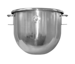 New 10 Qt Mixing Bowl Solid Stainless Steel For Ppm 10 Mixer Atosa Ppm1017 9815