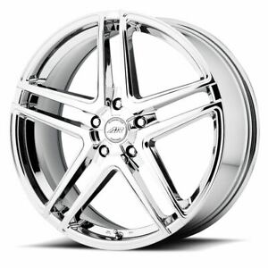 4 New 17x7 5 42 American Racing Ar907 Pvd 5x114 3 Wheels Rims
