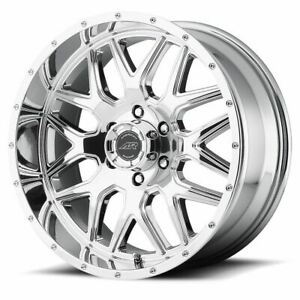 4 New 17x8 5 0 American Racing Ar910 Pvd 8x165 1 Wheels Rims