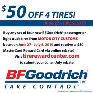 Bfgoodrich Advantage T a Sport Tire 235 45r17 97h Xl 48627 qty 2