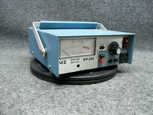 Viz Wp 29a Iso v ac Vintage Compact Monitor Isolated Adjustable Voltage Meter
