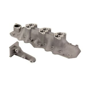 Offenhauser 1072 1932 1941 Ford Flathead Triple Carb Intake Manifold