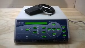 Rita Medical Systems Model 1500x Rf Surgical Generator Ablation With Foot Pedal