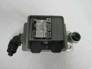 Square D Manual Motor Starter Switch Nema 4 Encl Watertight 2510 Kw 2h