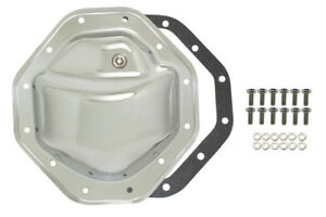Chrome Steel Dodge Ram 1500 Differential Cover W Bolts Gasket 9 1 2 12 Bolt
