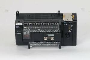 Omron Cp1h x40dr a Digital Programmable Logic Controller I o Relay Output