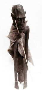 African Statue African Wood Sculpture African Wood Carving Tribal Art