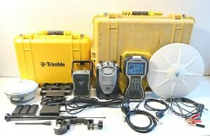 Trimble R8 3 R7 gnss Tdl450hx Tsc3 W access Complete Glonass Rtk Package