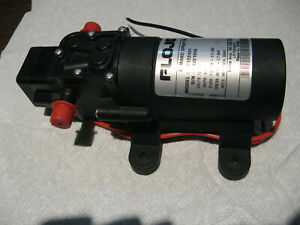 New Flojet Lf122401 Demand Spray Pump 40psi 12vdc 1 0 Gpm