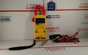 Sperry Instruments Dsa400 Digital Snap around Clamp Meter Fast Delivery