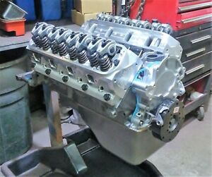 400 Hp Ford 347 Stroker Engine Motor With Edelbrock Heads