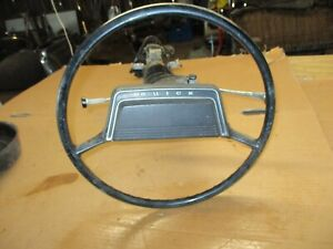 1969 Buick Gran Sport Skylark Custom Steering Wheel Only