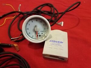 Greddy Exhaust Temperature Gauge Data Link Jdm Egt