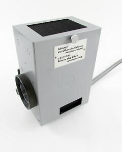 Leitz Wetzlar Lamp Housing Lampenhaus 250 Light Source Illuminator