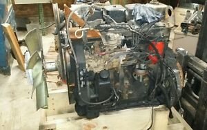 Cummins 4bt 3 9 Turbo Diesel Engine W Ford Manual Kit