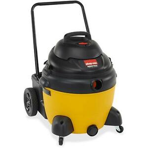 Shop Vac Wet Dry Vacuum Cleaner Industrial Commercial 16 Gallon Yellow Black New