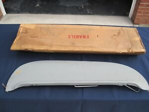 Nos 1953 Plymouth Drivers Side Genuine Mopar Accessory Fender Skirt Nice