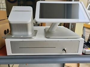 Clover Point Of Sale Touch Screen Tablet System