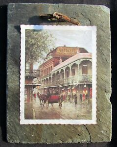 1800 S Antique Roofing Slate St Louis A Royal New Orleans La French Quarter