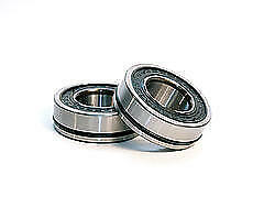 Axle Bearings Small Ford Stock 1 377 Id Pair Moser Engineering 9507f