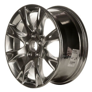 03856 Reconditioned Wheel Aluminum Fits 2011 2012 Ford Fusion Polished