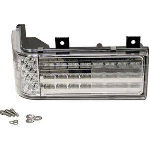 Ford new Holland 70 Genesis Series Led Right hand Wraparound Hood Light Hi lo