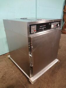 Heavy Duty Commercial henny Penny Electric Heated Warmer Holding Cabinet Cart