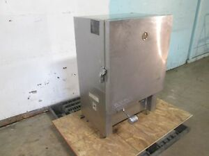 american Industries B10c Commercial Refrigerated 2 Flavors Bulk Milk Dispenser