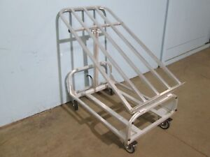 new Age Ind Hd Commercial Aluminum Rolling Produce Merchandiser Display Rack