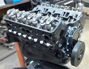 Chevy 350 1987 1995 Long Block Engine Motor